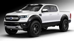 100 Ford Truck Concept Readies Ranger For SEMA With 7 Rugged S UPDATE