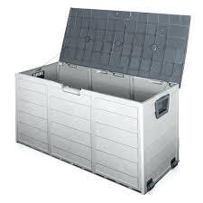Plastic Garden Storage Bench Seat by Pool Storage Box U2013 Dihuniversity Com