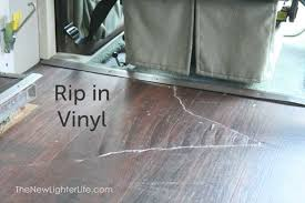 Best Type Of Flooring For Rv by How To Replace Rv Flooring On A Raised Slide