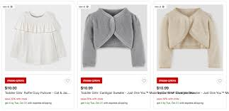 Target: 20% Off Men's, Women's And Kids' Sweaters Ruffles Can Work Susanafter60com Whosale Childrens Clothing And Accsories Sparkle In Pink Coupon Code For Mrs Bs Homemade Etsy Shop As A Thank You Wrangler Ruffle Hem Pleated Dress Walgreens Photo Book Discount Code American 1 Rated Designer Girls Clothing Boutique Mia Belle Baby Shein618bigsale Hash Tags Deskgram Undefined Deals Offers Dealscherry Knowledge Sharing Of Wisp Moms Baby Monday Funday Mud Pie Holiday Giveaway
