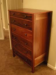 African Mahogany Dresser by Rickterscale LumberJocks