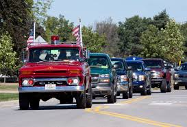 2013 GM Truck Homecoming Fort Wayne Indiana By Steve Purdy