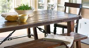 Innovative Rustic Farm Dining Table Farmhouse