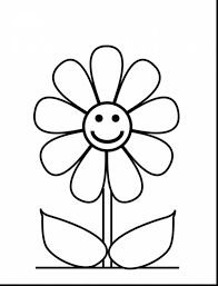 Fabulous Color Flower Coloring Pages With Free And Bouquet