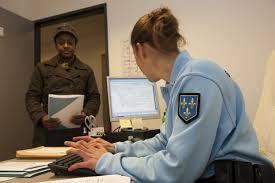 bureau de recrutement gendarmerie officier officière de gendarmerie onisep
