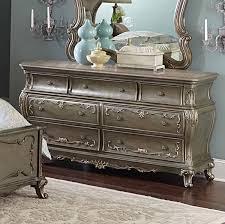 Pier One Mirrored Dresser by Furniture Create Storage Space With Silver Dresser U2014 Threestems Com