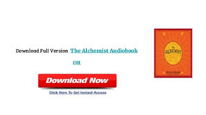 The Alchemist Download Audiobooks In Iphone