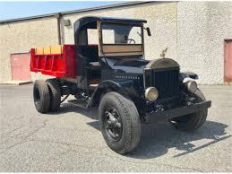 100 Old Mack Trucks BangShiftcom 1930 AB 5Ton Dump Truck Is One Tough History