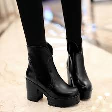compare prices on ankle boot platform heels online shopping buy