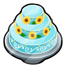 Birthday Cake Pin icon