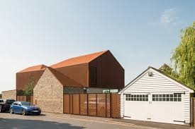 100 Metal Houses For Sale Explore A Prefabricated House In England Thats Clad With