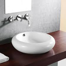 rundes waschbecken für ihr badezimmer archzine net