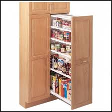 Unfinished Pantry Cabinet Home Depot by Unfinished Oak Kitchen Pantry Cabinet Pantry Home Design Ideas