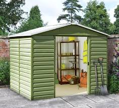 Menards Metal Storage Sheds by Garden Storage Shed Convenient And Accessible Storage Latest