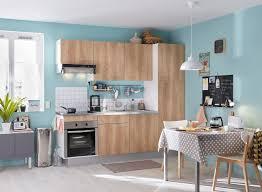 cuisine delinia cuisine décor chêne clair de leroy merlin