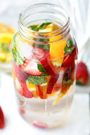 cuisine detox strawberry detox water pickled plum food and drinks
