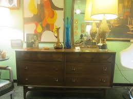 Broyhill Brasilia Dresser With Mirror by Mad For Mid Century Broyhill Brasilia Lingerie Chest