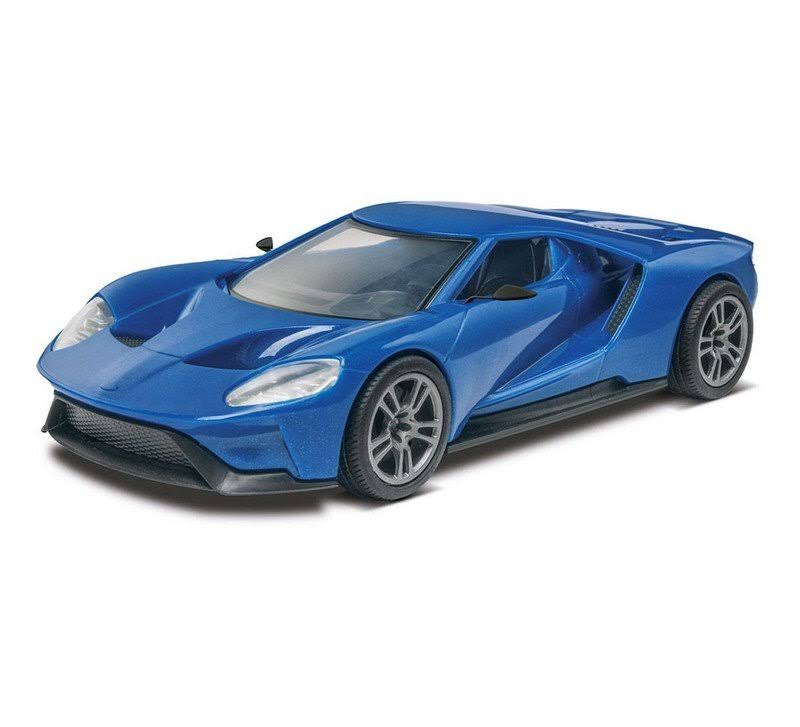 Revell Snaptite 1:24 2017 Ford GT Plastic Model Kit