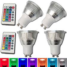 rgb color changing led light bulb replacement l with remote