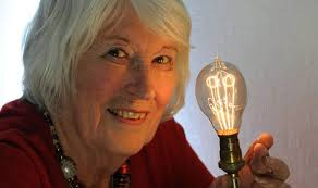 Shine on lightbulb is 130 years old Tech