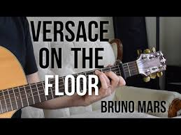 On The Floor Icejjfish Chords by Versace On The Floor Guitar Lesson Bruno Mars Mp3 Download Free