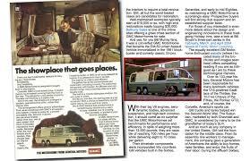 Gmc Motorhome Royale Floor Plans by 1976 Gmc Motorhome Floor Plans