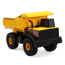 Shop Funrise Tonka Steel Classic Toy Mighty Dump Truck - Free ...