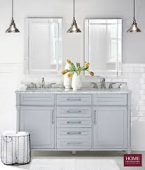 impressive double vanity mirrors for bathroom and best 25 double