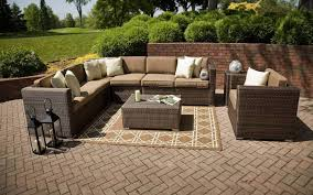 garden furniture Resin Wicker Patio Furniture Design Ideas