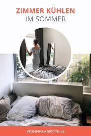 schlafzimmer kühlen tipps für einen besseren schlaf