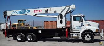 Elliott 32117F 32-Ton Boom Truck Crane For Sale Or Rent Trucks ...