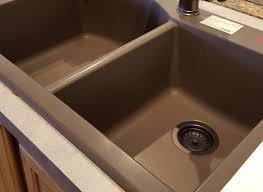 Overmount Double Kitchen Sink by Sinks And Faucets Double Undermount Sink Granite Farmhouse Sink