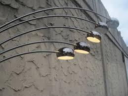 Black Multi Arm Floor Lamp by Five Arm Arc Floor Lamp At 1stdibs