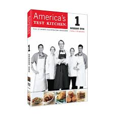 America s Test Kitchen Season 1 DVD