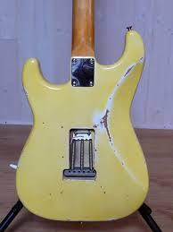 Foto Monster Relic Stratocaster 62 Di Jacques78