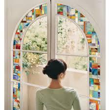 Artscape Decorative Window Film by Decorative Window Film Home Depot Affordable Clematis Decorative