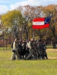 Dollingers Pumpkin Farm Minooka Il by 2017 Farm Civil War Reenactment Illinois Civil War Reenactments