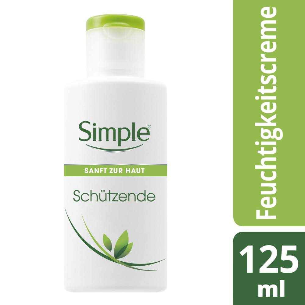 Simple Kind to Skin Protecting Light Moisturiser - Spf 15, 125ml