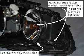 replacing front turn signal bulb bimmerfest bmw forums