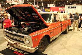 100 Classic Truck Central Flashy Show S Of SEMA 2015 Hot Rod Network