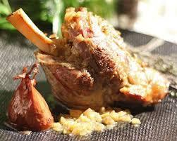 cuisiner une souris d agneau recette souris d agneau caramélisée