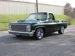 100 1983 Chevrolet Truck Pick Up GAA Classic Cars