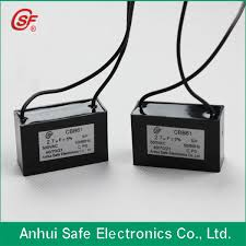 Cbb61 Ceiling Fan Capacitor 2 Wire by 1 5mf Cbb61 Ceiling Fan Capacitor 1 5mf Cbb61 Ceiling Fan