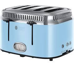 RUSSELL HOBBS Retro 21693 4 Slice Toaster