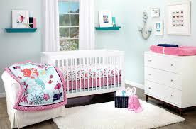 Nursery Bedding Sets Uk Mermaid Crib Bedding Tags Little Mermaid