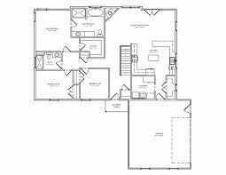 Fresh Single Level Ranch House Plans by Baby Nursery Split Level Ranch Floor Plans Split Bedroom House