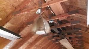 Exhale Ceiling Fan India by Kichler Terna Ceiling Fan Youtube