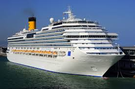 Cruise Ship Sinking Italy by Costa Concordia Lostliners