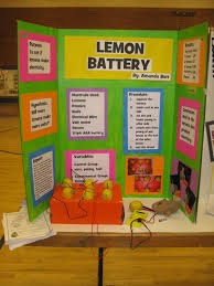 4th Grade Science Fair Projects Electricity