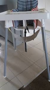 Ikea Antilop High Chair Tray by Diy Foot Rest On Ikea Antilop High Chair Ikea Hackers